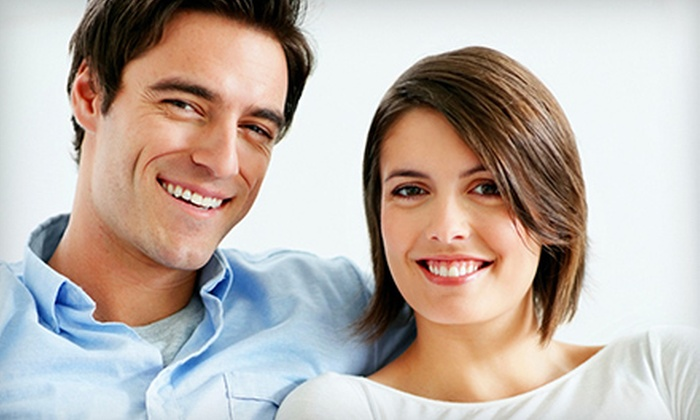 Forever White Teeth - Oakville: One or Two 40-Minute LED Teeth-Whitening Treatments at Forever White Teeth (Up to 85% Off)
