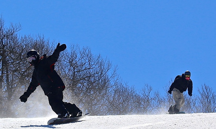Ski Shuttle Packages For One Or Two With Lift Tickets At Nyc Snow Bus Up To  Options Available