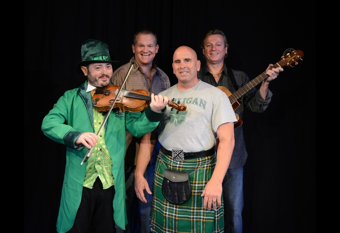 The Irish Comedy Tour - Charles R. Wood Theater: The Irish Comedy Tour at Charles R. Wood Theater on Friday, February 20 (Up to 37% Off)