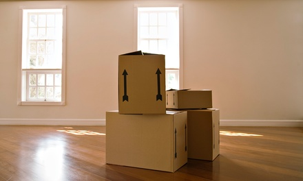 Boxes and Moving Supplies at A Storage Inn (Up to 50% Off). Three Options Available.