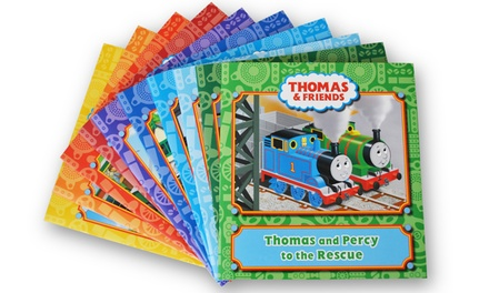 Thomas the Tank Engine 10-Book Bundle