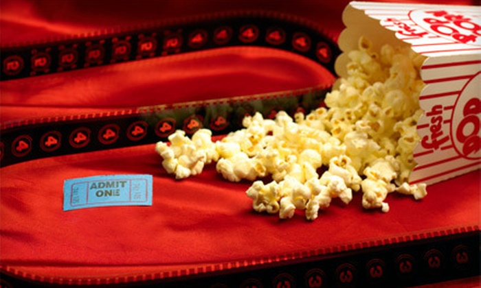Spotlight Theatres Majestic Cinema 7 - Westfall: $6 for a Movie and Popcorn at Spotlight Theatres Majestic Cinema 7 ($14 Value)