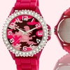 $8.99 for a Women's Glam Jelly Watch