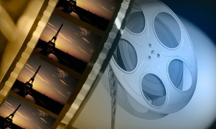 French Film Fest at Cinema Paradiso - Downtown Fort Lauderdale: $74 for a Film Package for Two from the French Film Fest at Cinema Paradiso ($320 Value)