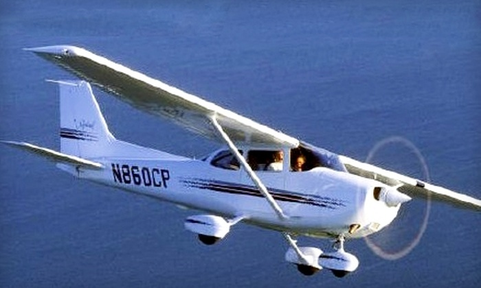 Boston Flight Simulator Academy - Beverly: $59 for a Two-Hour Introductory Simulator Course and Two Hours of Simulator Time at Boston Flight Simulator Academy in Beverly ($119 Value)