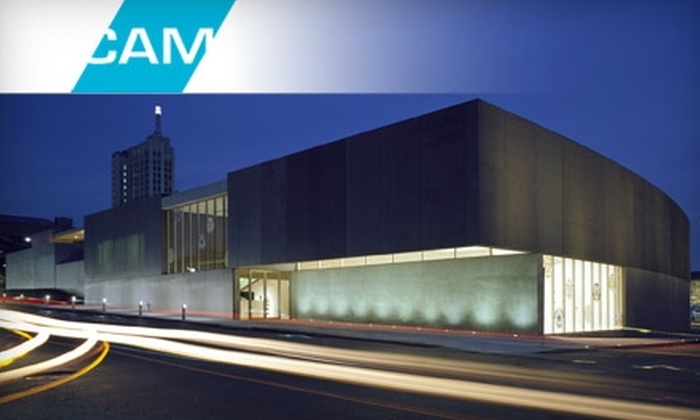 Contemporary Art Museum St. Louis - St Louis: $39 for a One-Year Family Membership ($80 Value) or $20 for a One-Year Individual Membership ($45 value) to Contemporary Art Museum St. Louis