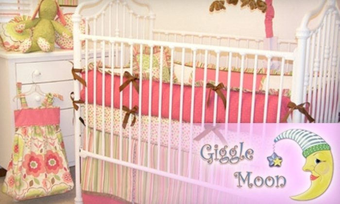 Giggle Moon - Macon: $25 for $50 Worth of Children's Bedding, Furniture, and More at Giggle Moon