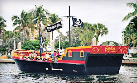 Bluefoot Pirate Adventures - Bluefoot Pirate Adventures in Fort Lauderdale