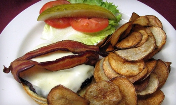 Mikey's Grill - Hoover: $18 for $38 Worth of Dinner Cuisine, or $7 for $15 Worth of Lunch Fare at Mikey's Grill