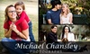 Michael Chansley Photography - Tucson: $70 for an Hour-Long, On-Site Professional Photography Session and CD of High-Res Images from Michael Chansley Photography
