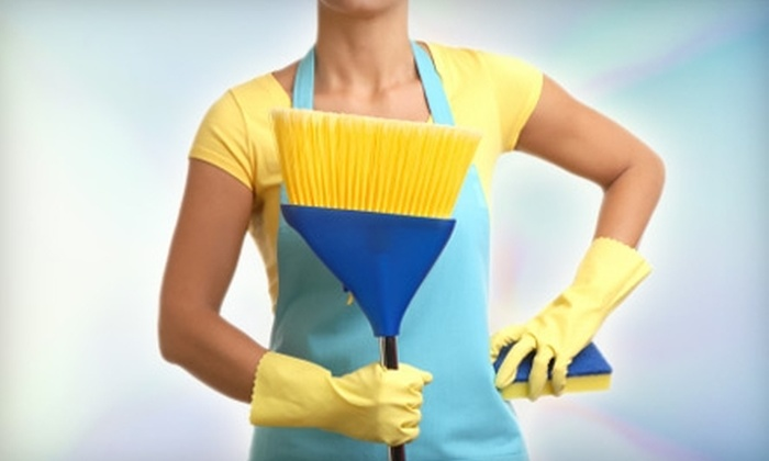 A Clean Getaway Maid & Janitorial Service - Metairie: $37 for Two Hours of House Cleaning from A Clean Getaway Maid & Janitorial Service ($75 Value)