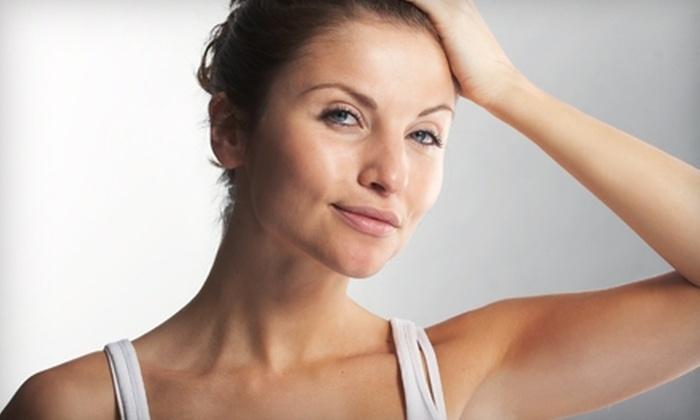 Neu Look Med Spa & Skin Center - Torrey Highlands: $99 for Six Laser Hair-Removal Treatments at Neu Look Med Spa & Skin Center (Up to $600 Value)