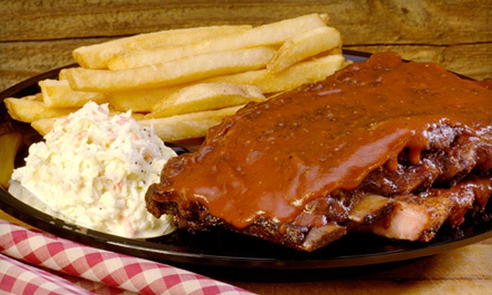 Virginia Barbeque - Madison: Barbecue or Catered Fare at Virginia Barbeque in Ruther Glen (Up to 53% Off)