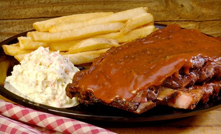 $15 Groupon for Barbeque - Virginia Barbeque in Ruther Glen