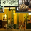 54% Off at Posies Cafe