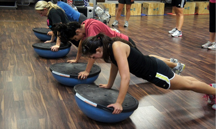 Ultimate Body Boot Camp - Multiple Locations: $29 for Four Weeks of Boot-Camp Classes at Ultimate Body Boot Camp ($199 Value)