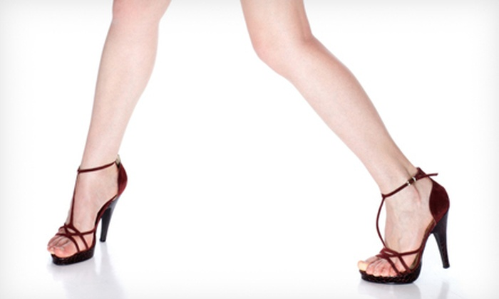 High Heels with Cera - Mission: 3, 5, or 10 High-Heels Dance Workout Classes at High Heels with Cera (Up to 64% Off)