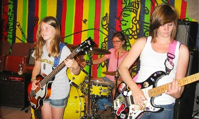 She Rock She Rock - Minneapolis / St Paul: Donate $10 to Help Fund a Scholarship to Girls Rock and Roll Retreat Summer Camp With She Rock She Rock