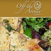 53% Off at Off the Avenue Cafe