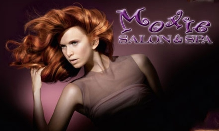 Moxie Salon and Spa - Cliff Cannon: $25 for $60 Worth of Services at Moxie Salon and Spa