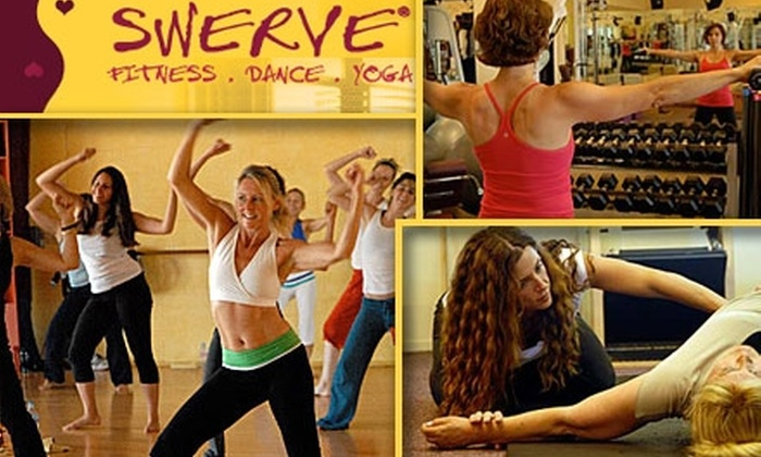 Swerve Studio - Mid-City West: $24 for 3 Classes or Gym Passes at Swerve Studio ($48 Value)
