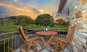 The Resort at Tapatio Springs: Stay with $20 Daily Dining Credit at The Resort at Tapatio Springs in Boerne, TX. Dates into October.