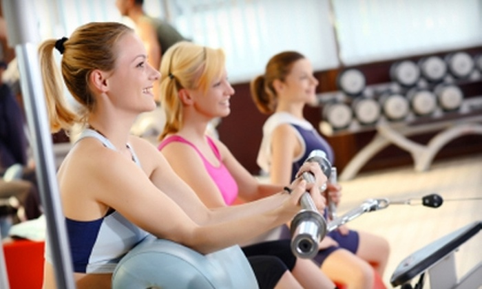 Town Center Fitness - Northwest Virginia Beach: $25 for a 10-Class Punch Card at Town Center Fitness in Virginia Beach ($99 Value)