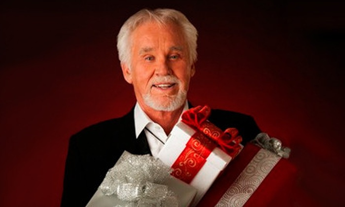 Kenny Rogers Christmas & Hits Tour - Genesee Theatre: One Ticket to Kenny Rogers Christmas and Hits Tour at Genesee Theatre in Waukegan on December 13 (Up to $58.50 Value)