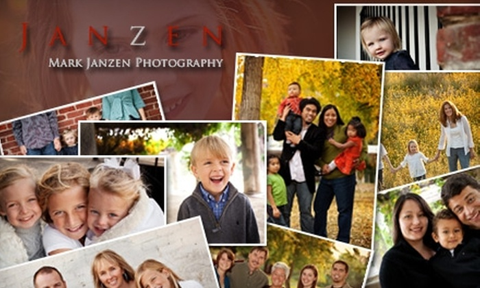 Mark Janzen Photography - Fresno: $55 for a One-Hour Photo Session, Three Prints, and 20% Off Additional Purchases from Mark Janzen Photography ($415 Value)