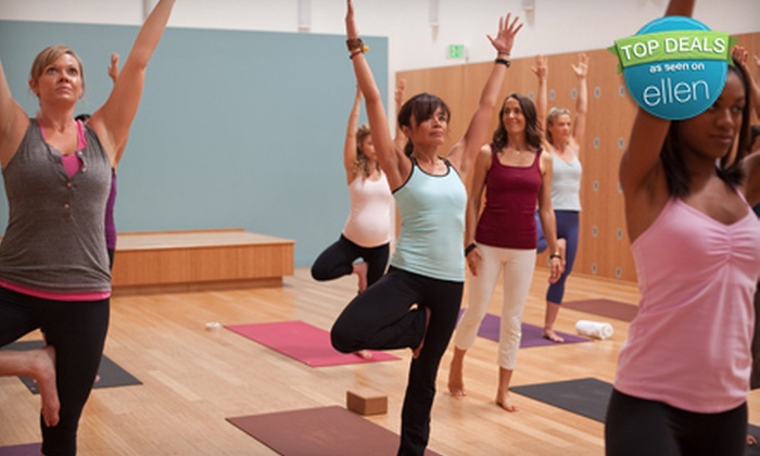 YogaWorks - Multiple Locations: $49 for One Month of Unlimited Yoga and Pilates Mat Classes at YogaWorks ($149 Value)