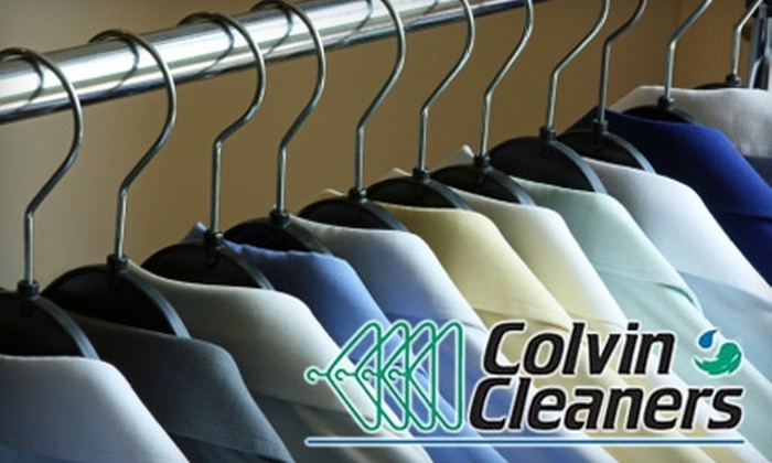 Colvin Cleaners - Buffalo: $10 for $25 Worth of Dry Cleaning Services at Colvin Cleaners