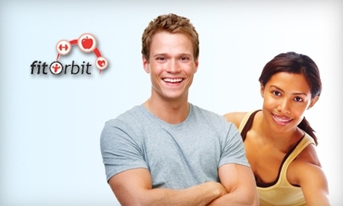 Global Fitness Media **DNR**: $60 for a Three-Month Online Personal-Training Program with FitOrbit