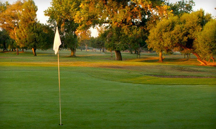Lemoore Golf Course - Lemoore: 18-Hole Golf Outing for Two with Cart and Range Balls on Weekday or Weekend at Lemoore Golf Course (Up to 51% Off)