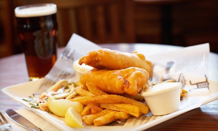 Finnegan's Revival - West Central: $10 for $20 Worth of Pub Fare at Finnegan's Revival
