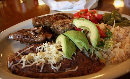Mexican Meal for 2 (up to a $40 value) - Celi's True Mexican Cuisine in Fayetteville
