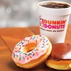 Dunkin' Donuts – $10 for Coffee and Pastries