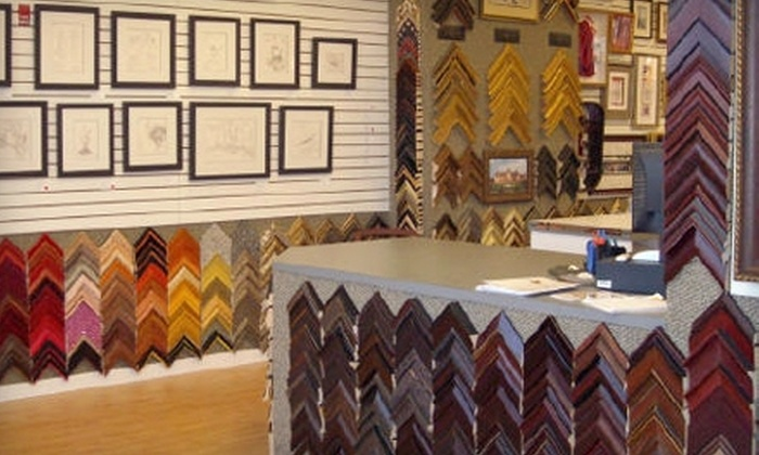 Applegate Gallery & Custom Framing - Vienna: $50 for $100 Toward Custom Framing Services at Applegate Gallery & Custom Framing in Vienna