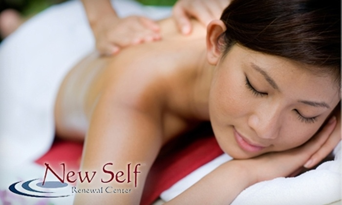 New Self Renewal Center - Madison: $25 for $50 Worth of Spa Services at New Self Renewal Center