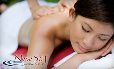 $50 Groupon to New Self Renewal Center - New Self Renewal Center in Madison