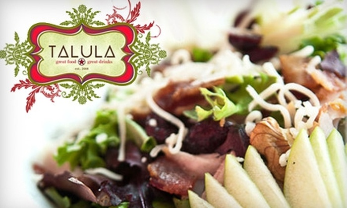 Talula - Madison: $12 for $25 worth of Lunch, Dinner or Brunch Fare at Talula