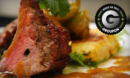 $32 Groupon for Dinner for 2, Valid MondayThursday - Madras Indian Cuisine in Pompano Beach