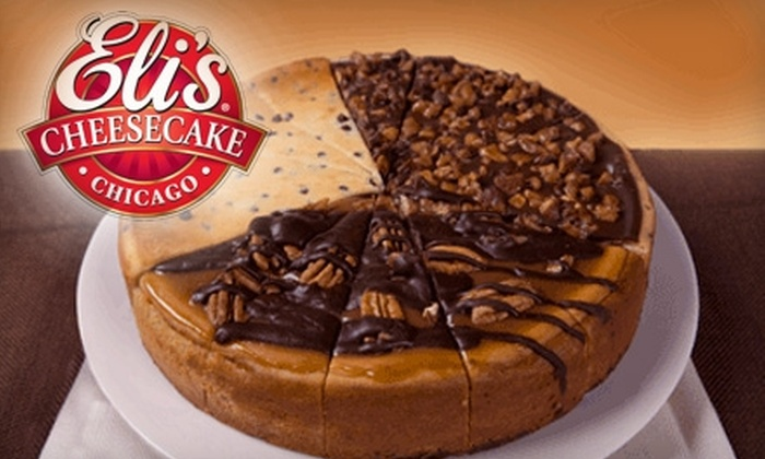 Eli's Cheesecake - Dunning: $5 for $10 Worth of Cheesecake and Cafe Eats from Eli's Cheesecake