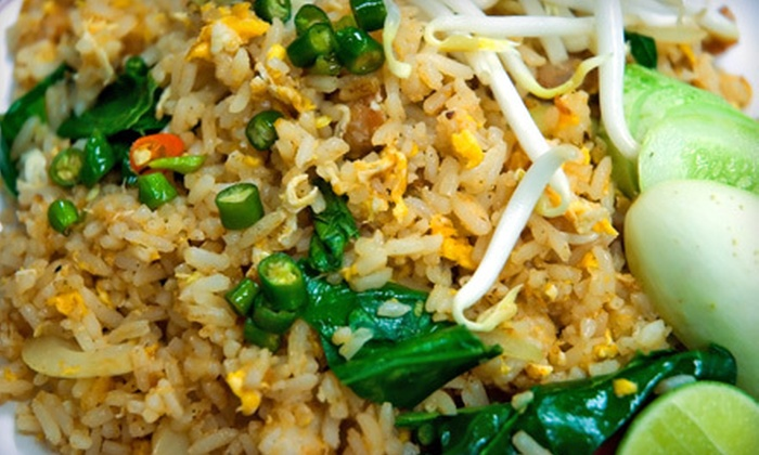Chen's Happy Garden - River Road: $10 for $20 Worth of Chinese Fare at Chen's Happy Garden