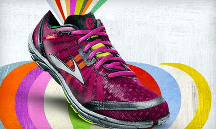 Runner's Gate - Lakeville: $25 for $50 Worth of Running Shoes and Apparel at Runner's Gate in Lakeville