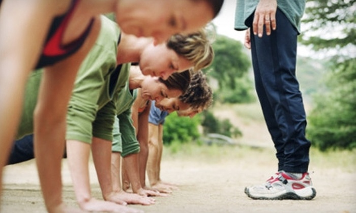 No Excuses, Personal Training and Bootcamps - Florissant: $40 for One Month of Unlimited Boot Camp at No Excuses, Personal Training and Bootcamps in Florissant