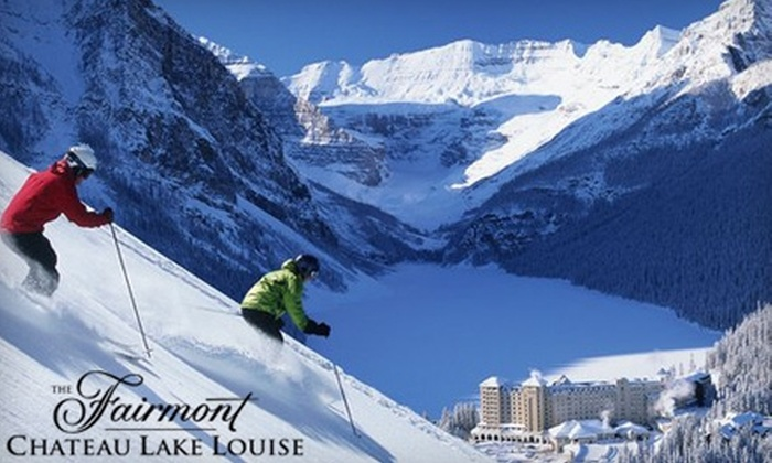 Fairmont Chateau Lake Louise - Lake Louise: $159 for a One-Night Stay in a Fairmont Room at the Fairmont Chateau Lake Louise (Up to $329 Value)