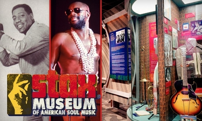 Stax Museum of American Soul Music - Memphis: $12 for a Four-Pack Pass to the Stax Museum of American Soul Music ($48 Value)