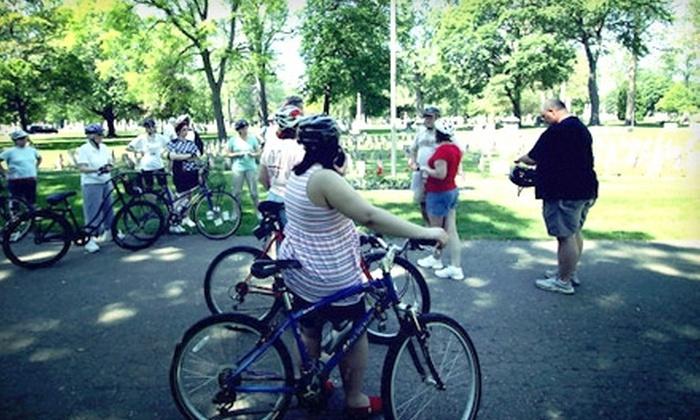 Wheelhouse Detroit - Downtown: $15 for Your Choice of Bike Tour and Bike Rental with Wheelhouse Detroit ($35 Value)