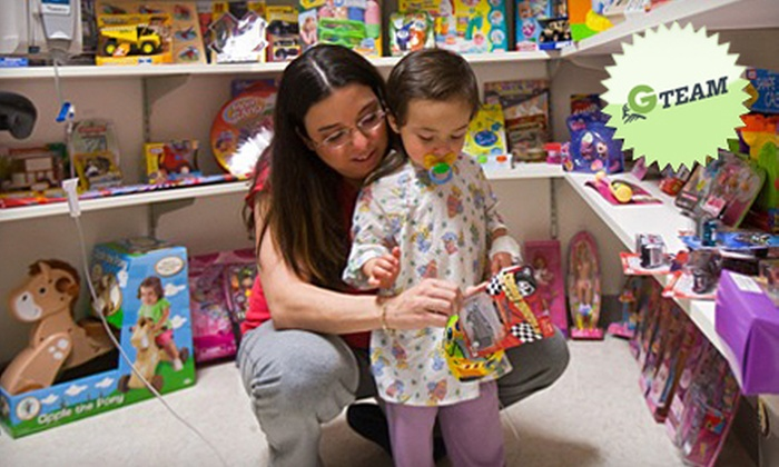 Banner Health Foundation - Phoenix: If 40 People Donate $10, Then Banner Health Foundation Can Provide a New Toy to 40 Infants Receiving Hospital Care