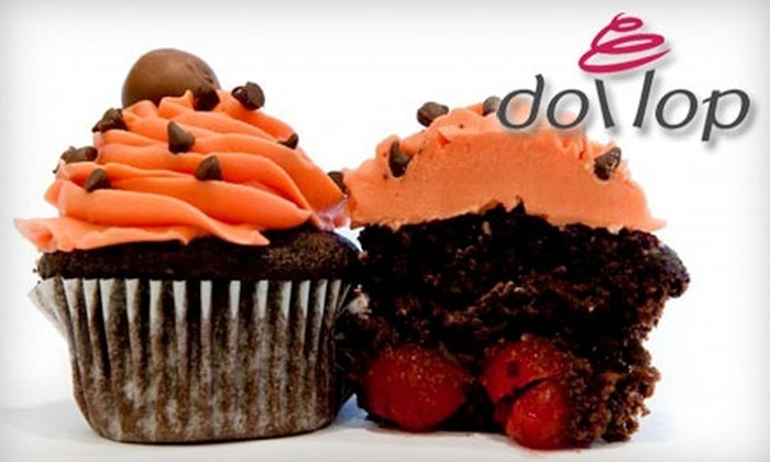 Dollop Gourmet Cupcake Creations - Penfield: $5 for $10 Worth of Gourmet Cupcakes at Dollop Gourmet Cupcake Creations in Penfield